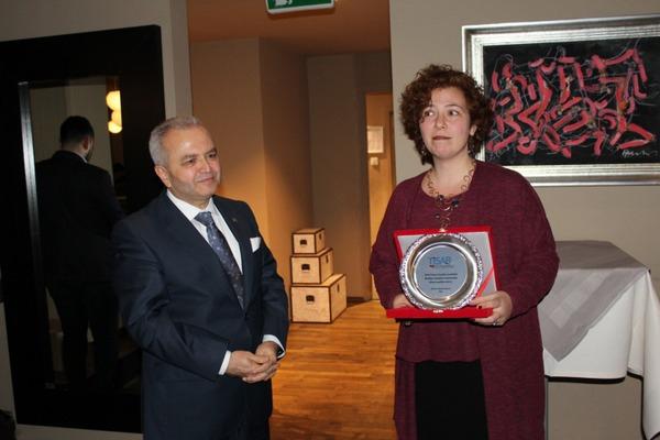 TURİZMCİLERİN KAYNAŞMA YEMEĞİ galerisi resim 18