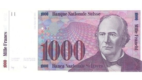 İSVİÇRE FRANKININ TÜM BANKNOTLARI galerisi resim 30