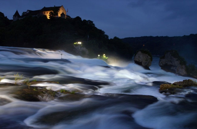 Bir Doğa Harikası: Rheinfall galerisi resim 19