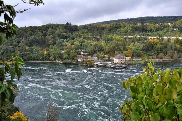 Bir Doğa Harikası: Rheinfall galerisi resim 4