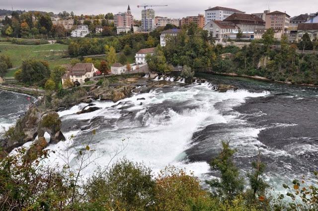 Bir Doğa Harikası: Rheinfall galerisi resim 7