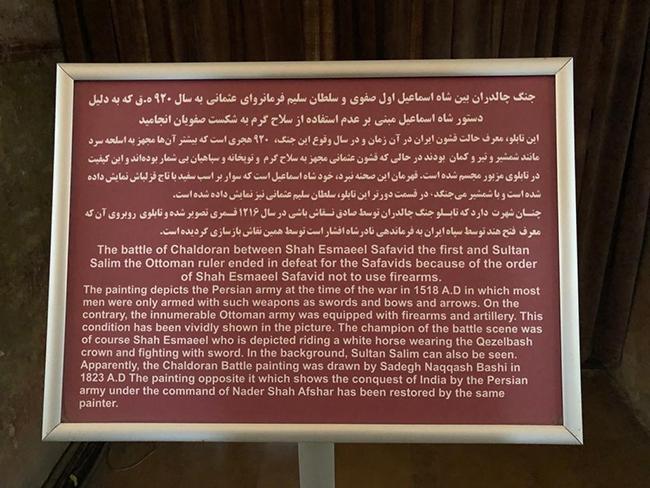 TİSAB İran'a tarih ve kültür gezisi düzenledi galerisi resim 13