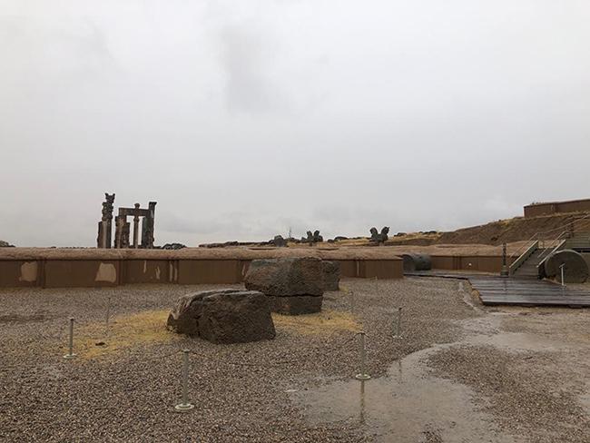 TİSAB İran'a tarih ve kültür gezisi düzenledi galerisi resim 14