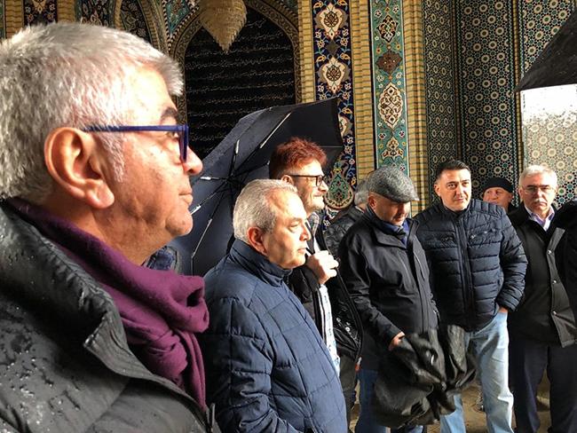 TİSAB İran'a tarih ve kültür gezisi düzenledi galerisi resim 18