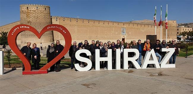 TİSAB İran'a tarih ve kültür gezisi düzenledi galerisi resim 2