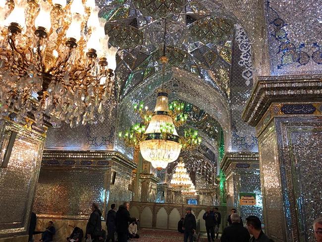 TİSAB İran'a tarih ve kültür gezisi düzenledi galerisi resim 23