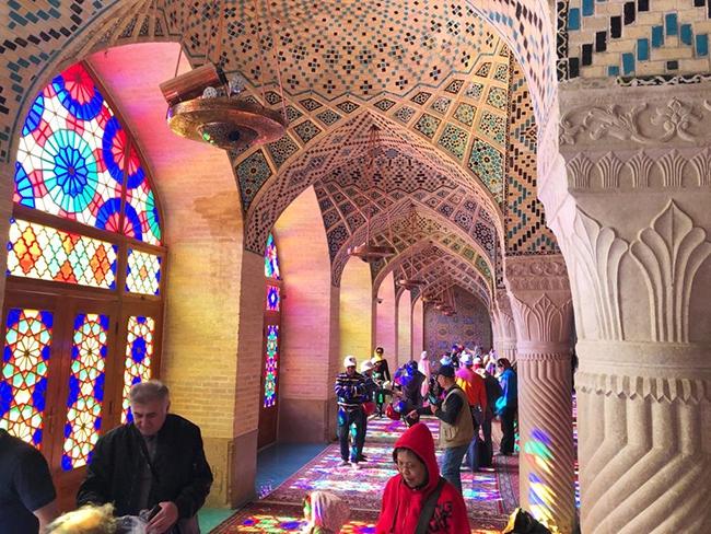 TİSAB İran'a tarih ve kültür gezisi düzenledi galerisi resim 24