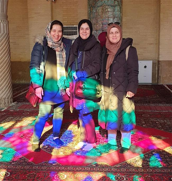 TİSAB İran'a tarih ve kültür gezisi düzenledi galerisi resim 3