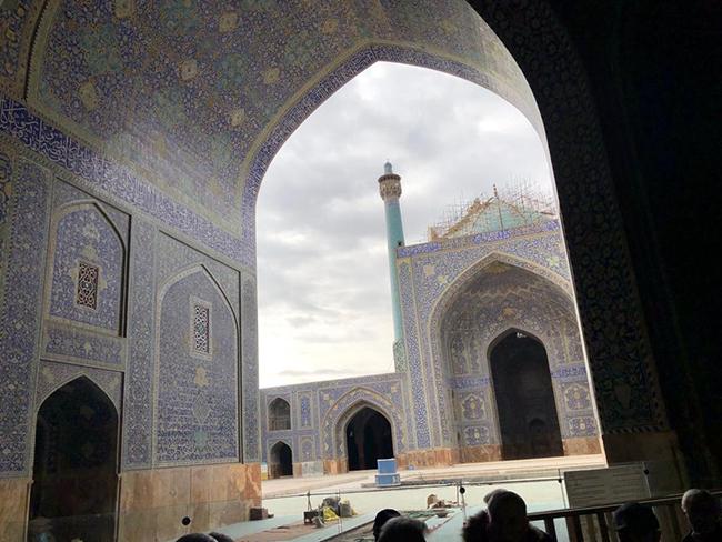 TİSAB İran'a tarih ve kültür gezisi düzenledi galerisi resim 8