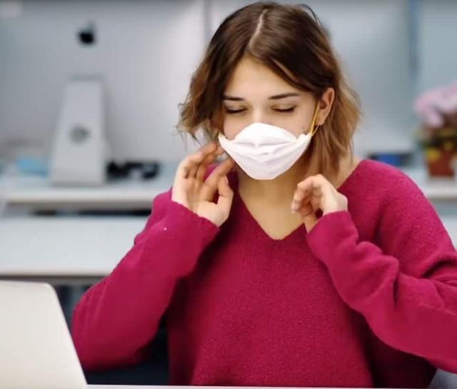 Koronavirus maskesi nasıl yapılır? İşte adım adım yapılışı... galerisi resim 10
