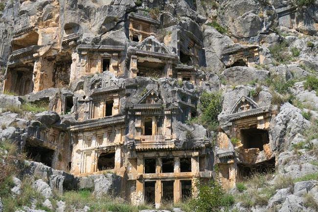 Die schönsten Sehenswürdigkeiten der Türkei galerisi resim 15