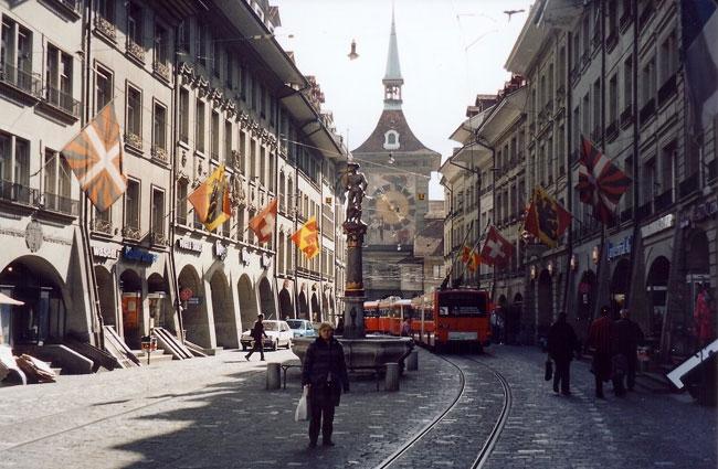 İsviçre'nin Başkenti Bern galerisi resim 2