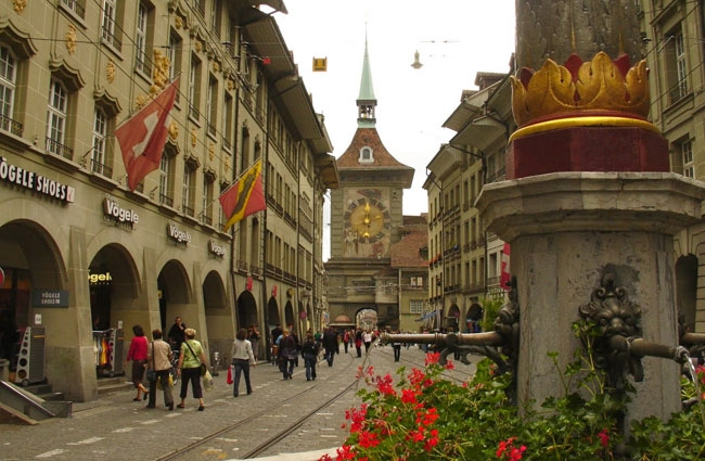 İsviçre'nin Başkenti Bern galerisi resim 4