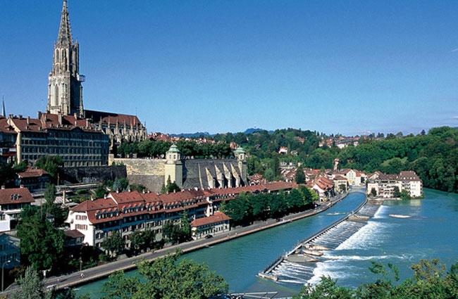 İsviçre'nin Başkenti Bern galerisi resim 8