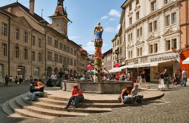 İsviçre'nin gözde kenti: Lozan galerisi resim 6