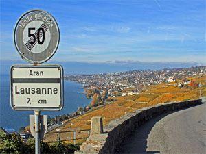 İsviçre'nin gözde kenti: Lozan