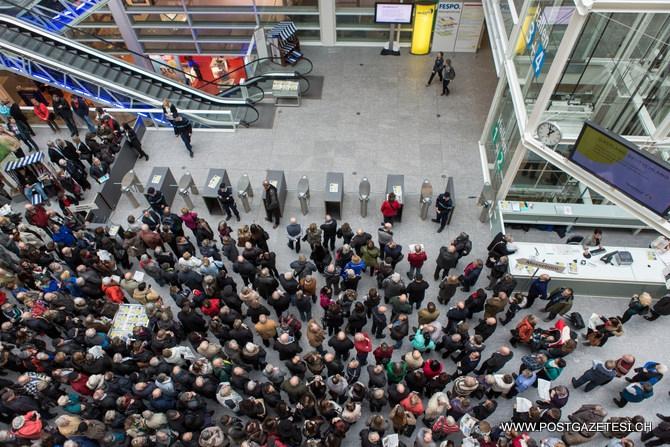 İsviçre'nin en büyük turizm fuarı FESPO galerisi resim 1