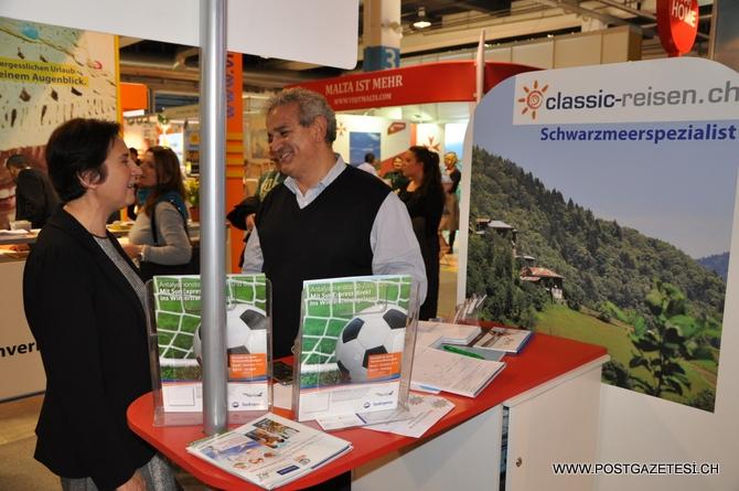 İsviçre'nin en büyük turizm fuarı FESPO galerisi resim 31