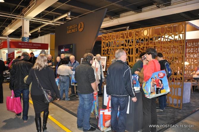 İsviçre'nin en büyük turizm fuarı FESPO galerisi resim 36