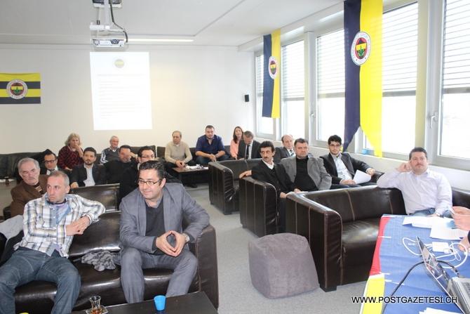 İsviçre Fenerbahçeliler Derneği 7, Olağan genel Kurulu yapıldı galerisi resim 2