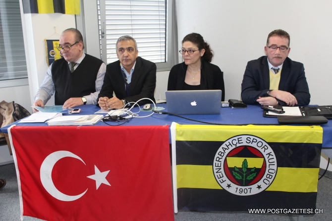 İsviçre Fenerbahçeliler Derneği 7, Olağan genel Kurulu yapıldı galerisi resim 4