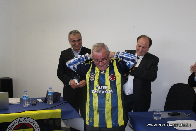 İsviçre Fenerbahçeliler Derneği 7, Olağan genel Kurulu yapıldı galerisi resim 8