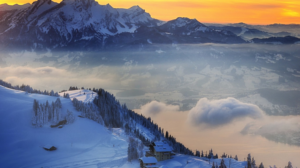 İsviçre Alpleri galerisi resim 6