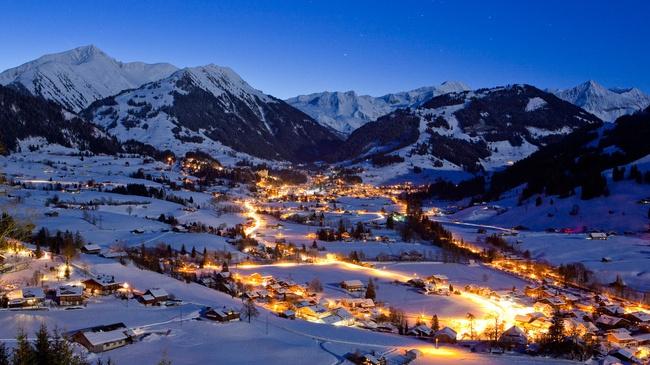Kayak Cenneti İsviçre galerisi resim 11