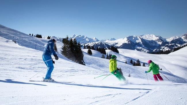 Kayak Cenneti İsviçre galerisi resim 13