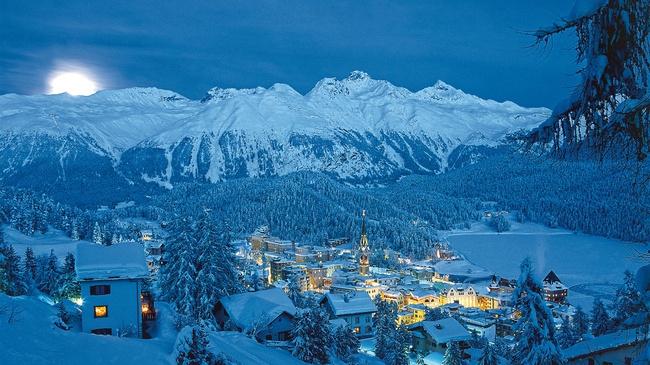 Kayak Cenneti İsviçre galerisi resim 16