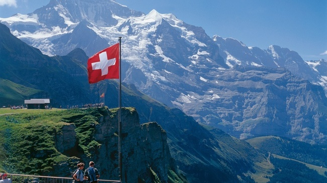 Kayak Cenneti İsviçre galerisi resim 21