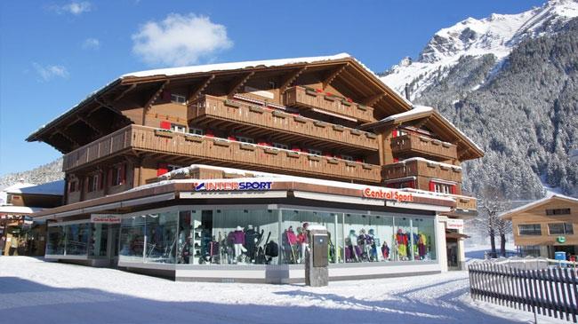 Kayak Cenneti İsviçre galerisi resim 22