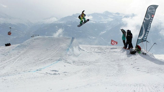 Kayak Cenneti İsviçre galerisi resim 3