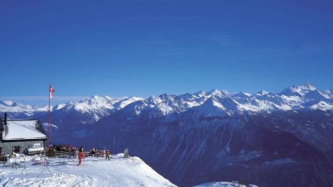 Kayak Cenneti İsviçre galerisi resim 5