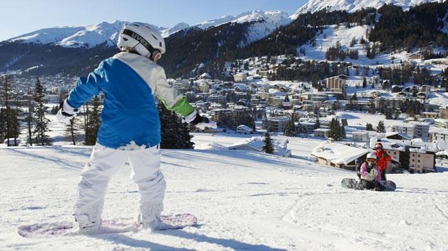 Kayak Cenneti İsviçre galerisi resim 8