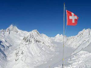 Kayak Cenneti İsviçre