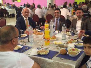 Dünya Türk İş Konseyi (DTİK) İftar programı