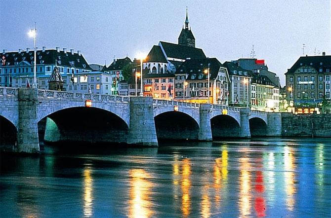 Basel çok şanslı bir şehir galerisi resim 2