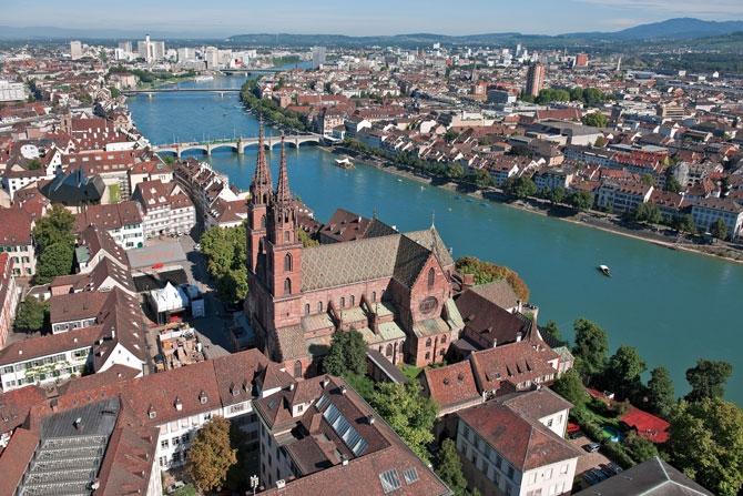 Basel çok şanslı bir şehir galerisi resim 4
