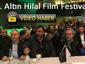 8. Altın Hilal Film Festivali'ne yoğun ilgi