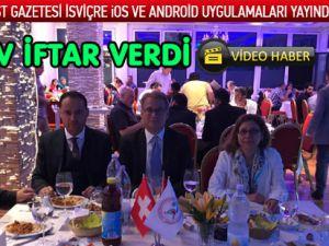 İTDV İFTAR VERDİ