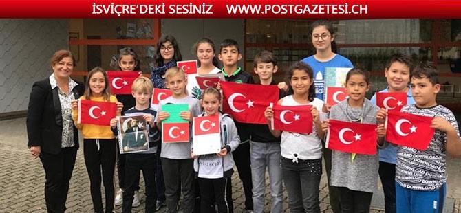 Bremgarten Türk Okulu Açılışı gerçekleşti.