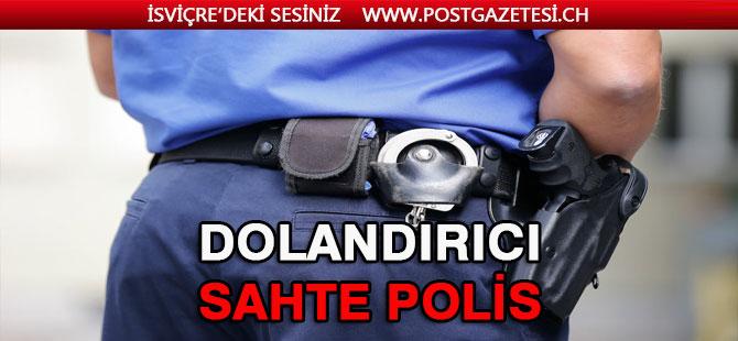 Basel'de sahte polis, yaşlı kadınları dolandırıyor