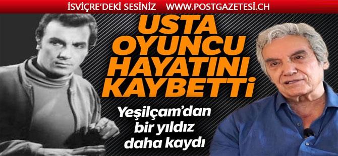 Süleyman Turan hayatını kaybetti!