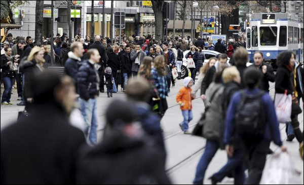 Nüfus göçle artıyor