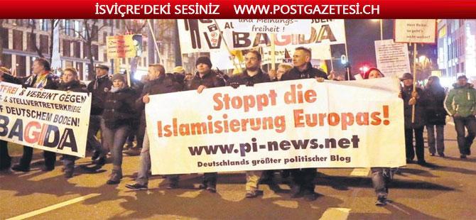 Müslüman karşıtlığı Avrupa için tehdit