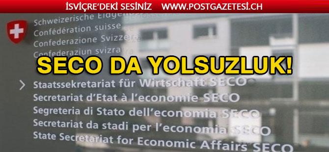 SECO' da yolsuzluk ; 99 milyon frank