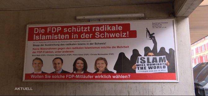 FDP SVP'ye islamla ilgili açtığı davayı kazandı