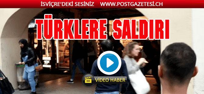 Türk vatandaşlarına saldırı