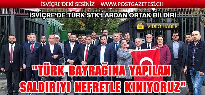 Türk sivil toplum örgütlerinden ortak eylem
